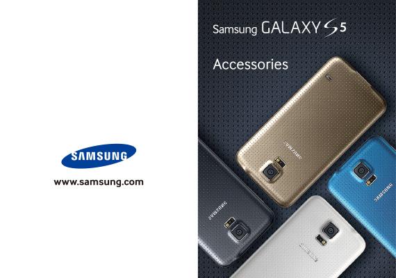 Samsung GALAXY S5 Leaflet