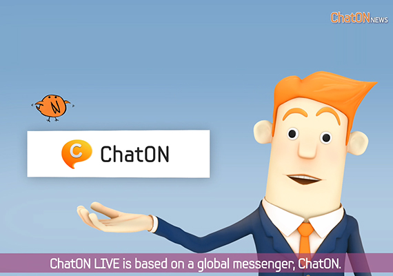 ChatON Live Buddy Introduction Video