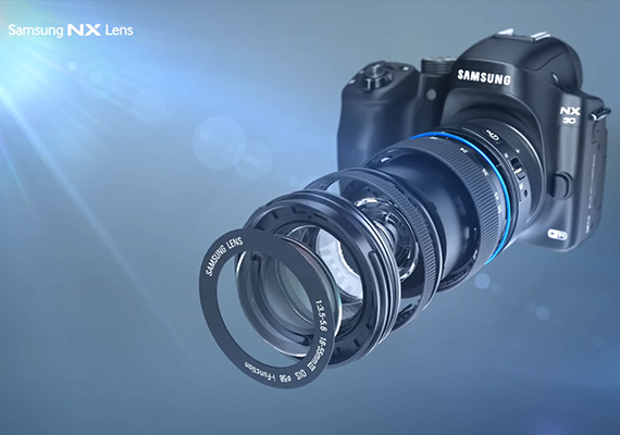 Samsung Zoom Lens